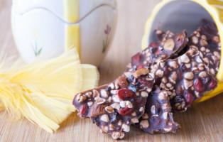 Påskgodis utan raffinerat socker