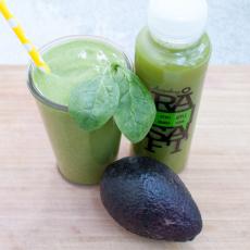 Supersnabb grön smoothie