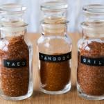 Hemmagjorda kryddblandningar – ekologiskt och utan tillsatser