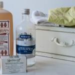 Tvätta giftfritt och miljövänligt
