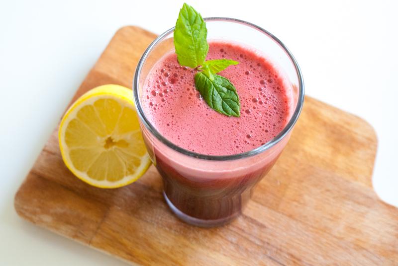 Röd juice