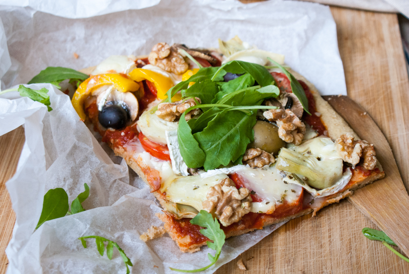 vegetarisk och glutenfri mat