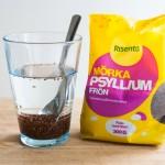 Psylliumfrön – en bra källa till fibrer