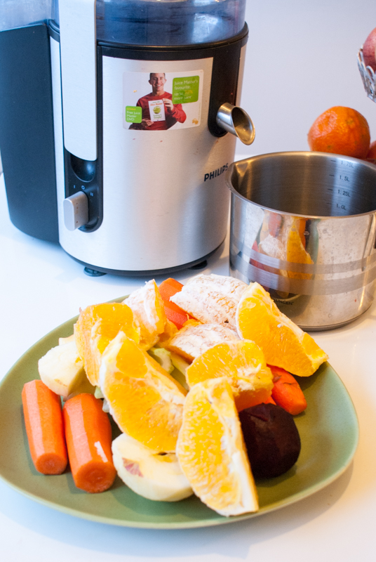 Juice i förkylningstider