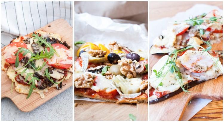 Nyttiga pizzor