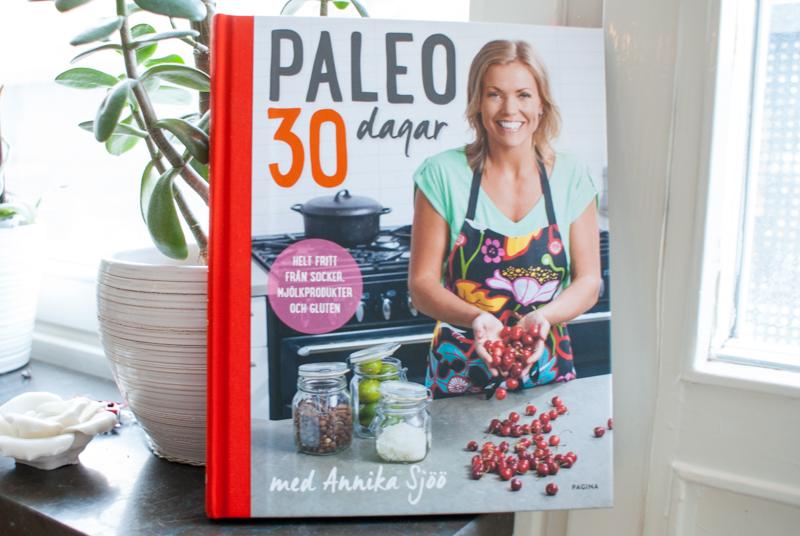 Paleo 30 dagar med Annika Sjöö