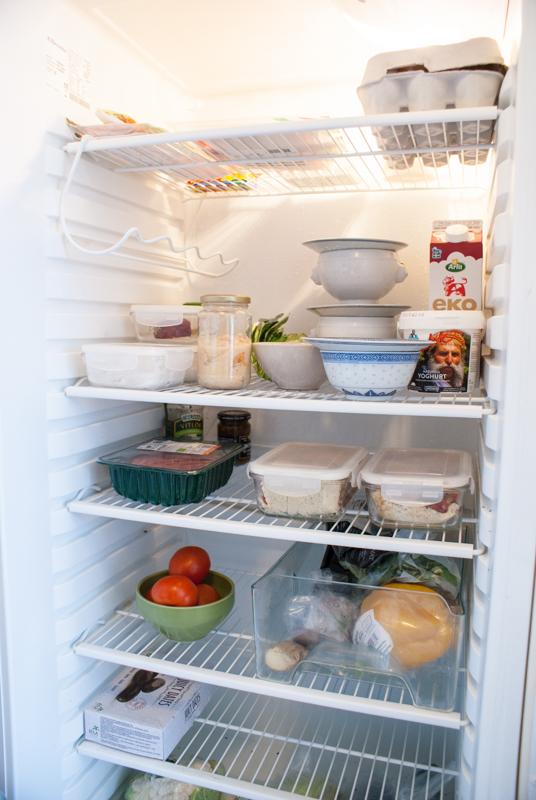 Plastfri matförvaring