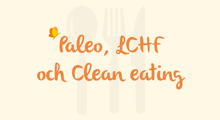 paleo lchf clean eating