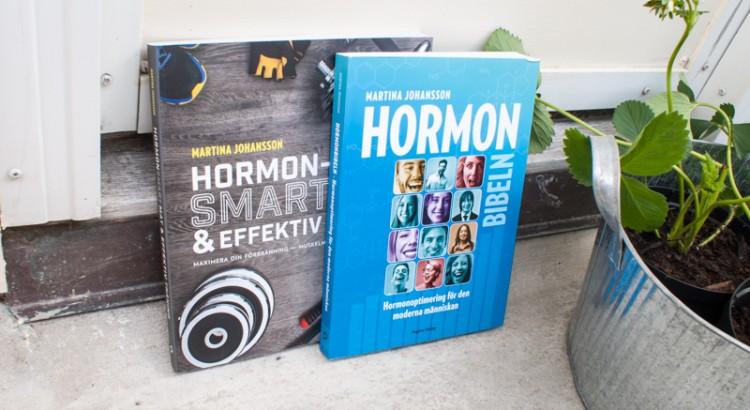 Böcker om hormoner