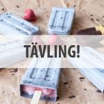 Tävling – giftfria glassformar från Lapland Eco Store