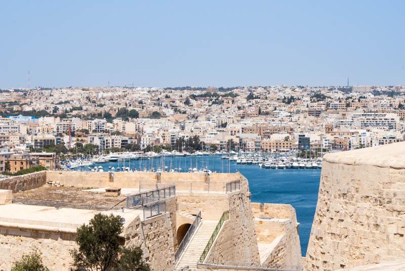 En dag i Valletta