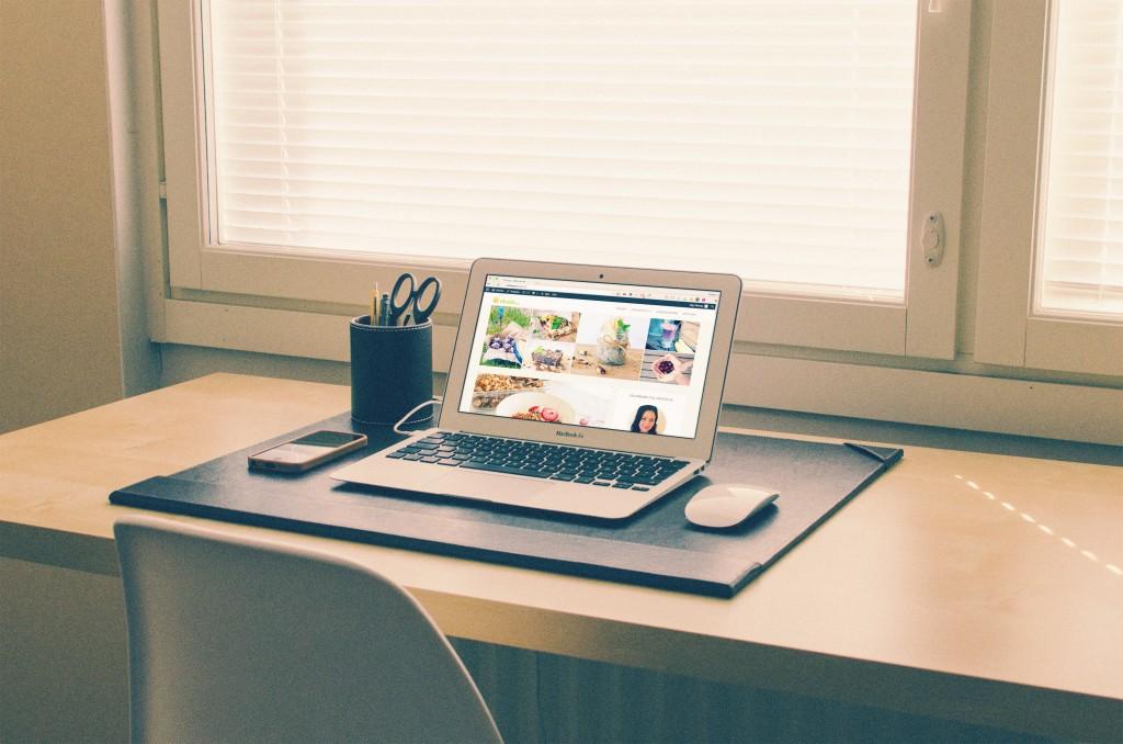 Bloggförändring