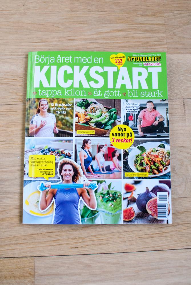 Ekoista i Aftonbladet Kickstart
